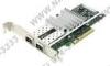 Intel+<E10G42BTDABLK>+Ethernet+Converged+Network+Adapter+X520-DA2+(OEM)+PCI-E+x8+2SFP