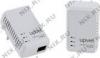 UPVEL+UA-251PK+Powerline+AV+Adapter+(2+адаптера.+1UTP+10/100Mbps.+500Mbps)