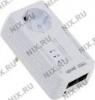UPVEL+UA-252PS+Powerline+AV+Adapter+(2UTP+10/100Mbps.+500Mbps)