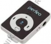 Perfeo+<VI-M003+White>+(MP3+Player.+MicroSDHC.+USB2.0.+Li-Ion)