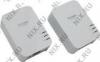 D-Link+<DHP-601AV>+Powerline+AV2+600+Gigabit+Starter+Kit+(2+адаптера.+1UTP+10/100/1000Mbps.+Powerline+600Mbps)