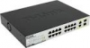 D-Link+<DES-1018P>+18-port+PoE+Switch+(8UTP+10/100Mbps+PoE+++8UTP+10/100Mbps+++2Combo+1000BASE-T/SFP)