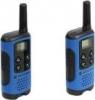 Motorola+<TLKR-T41+Blue>+2+портативные+радиостанции+(PMR446.+4+км.+8+каналов.+LCD)+<P14MAA03A1BH>