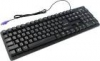 Клавиатура+SVEN+Standard+301+Black+<PS/2>+105КЛ