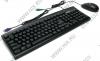 Клавиатура SVEN Standart 310 Combo White <USB> (106КЛ+Мышь. 3кн. Roll. Optical) [NEW]